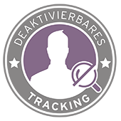 deaktivierbares Tracking